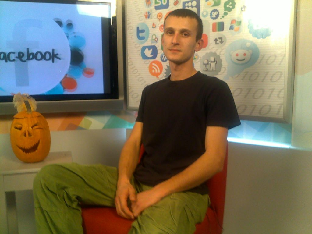 Adrian Brădac în Generaţia lui John. Tineri cu afaceri de succes!