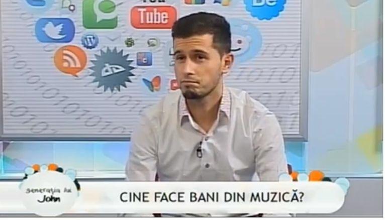 Alin Băicoianu face bani din muzică!