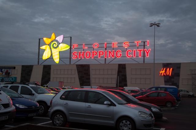Câteva cuvinte despre primul mall din Ploieşti