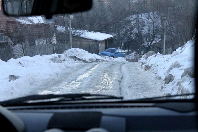 Dacia Logan are intrare liberă la patinoar