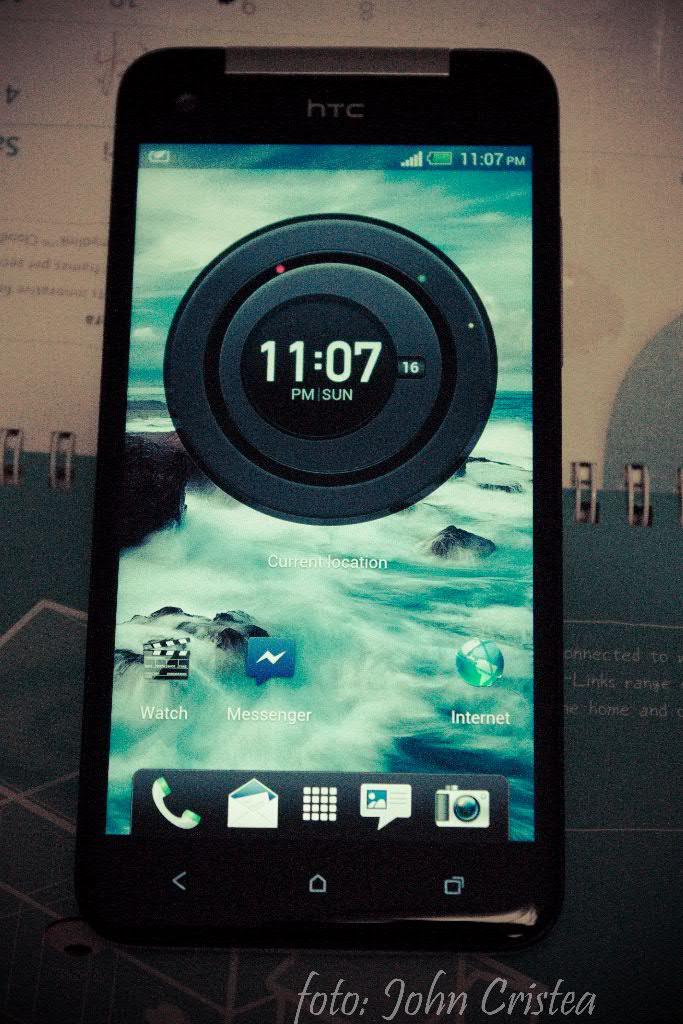 HTC Butterfly, un telefon performant care-şi merită banii