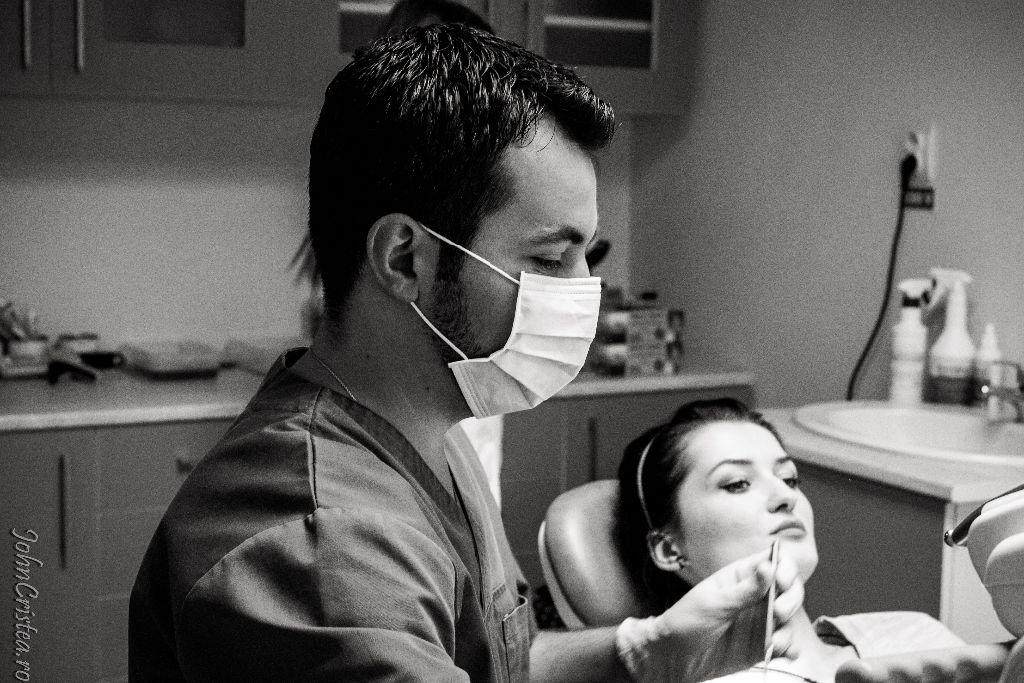 Medicul meu stomatolog, dr. Bogdan Rizea