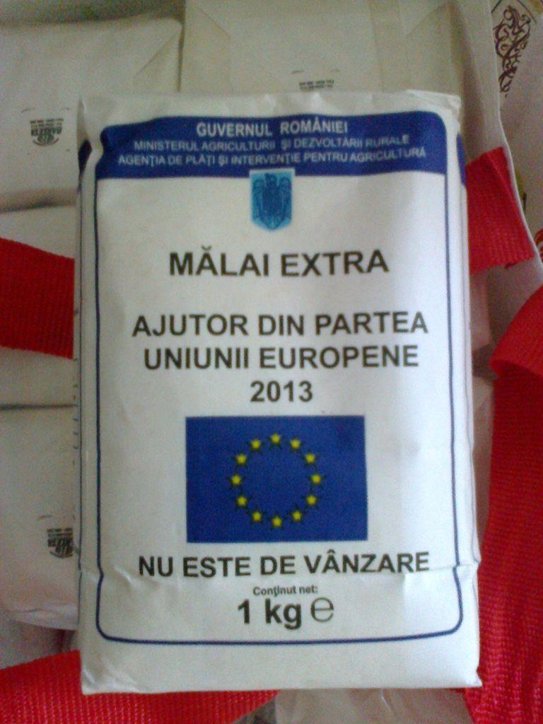 Ajutor din partea Uniunii Europene 2013