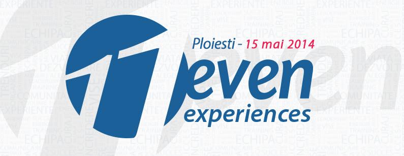 5 bilete gratuite la 11even Experiences Ploieşti, din 15 mai 2014