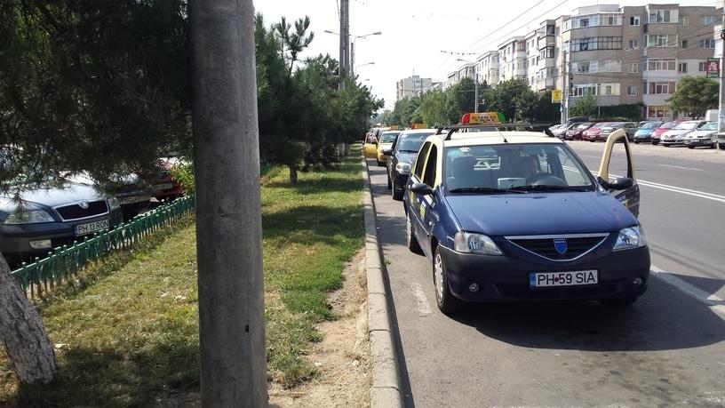taxiurile din Ploieşti