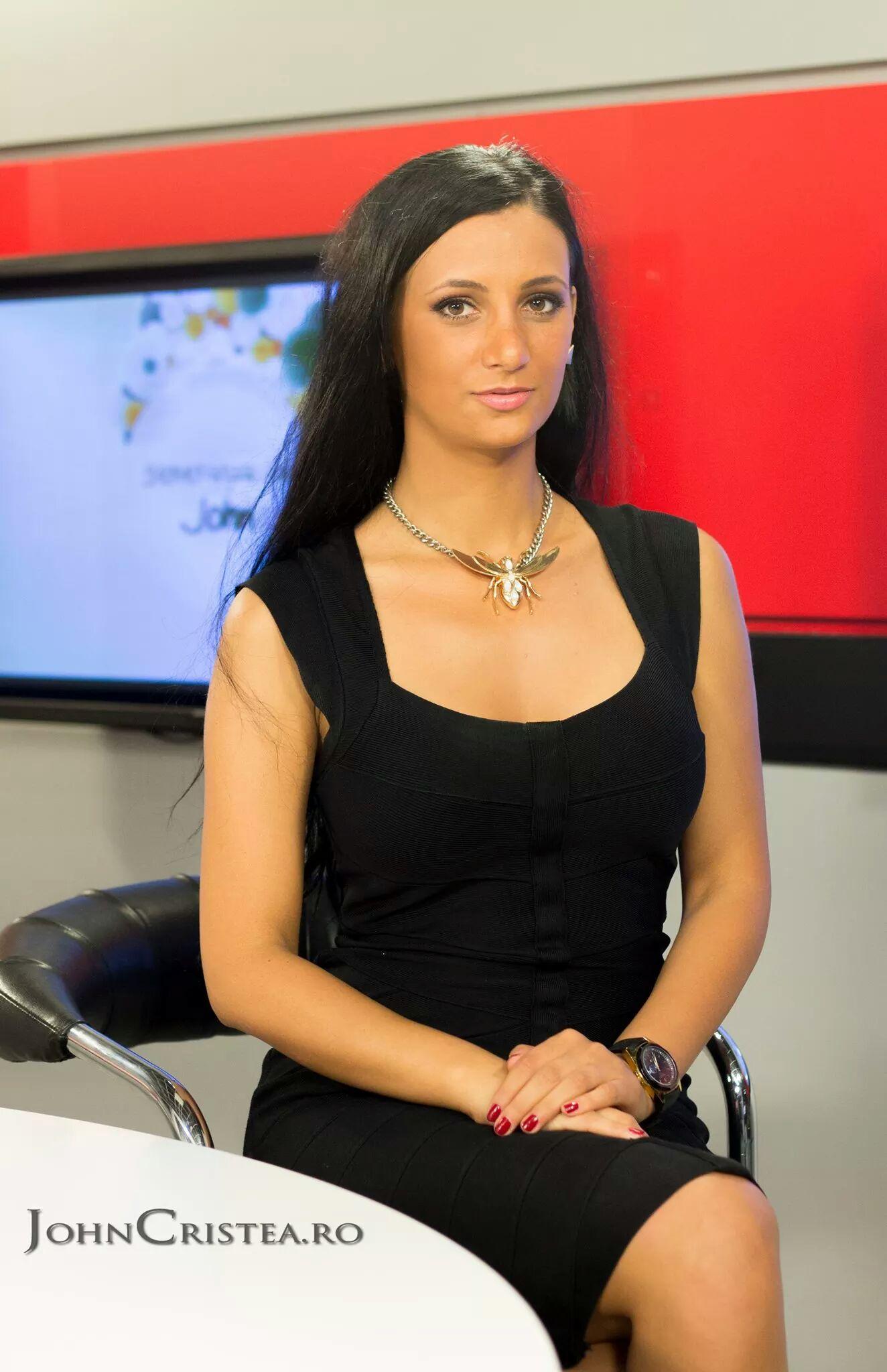Denisa Stancu, studenta