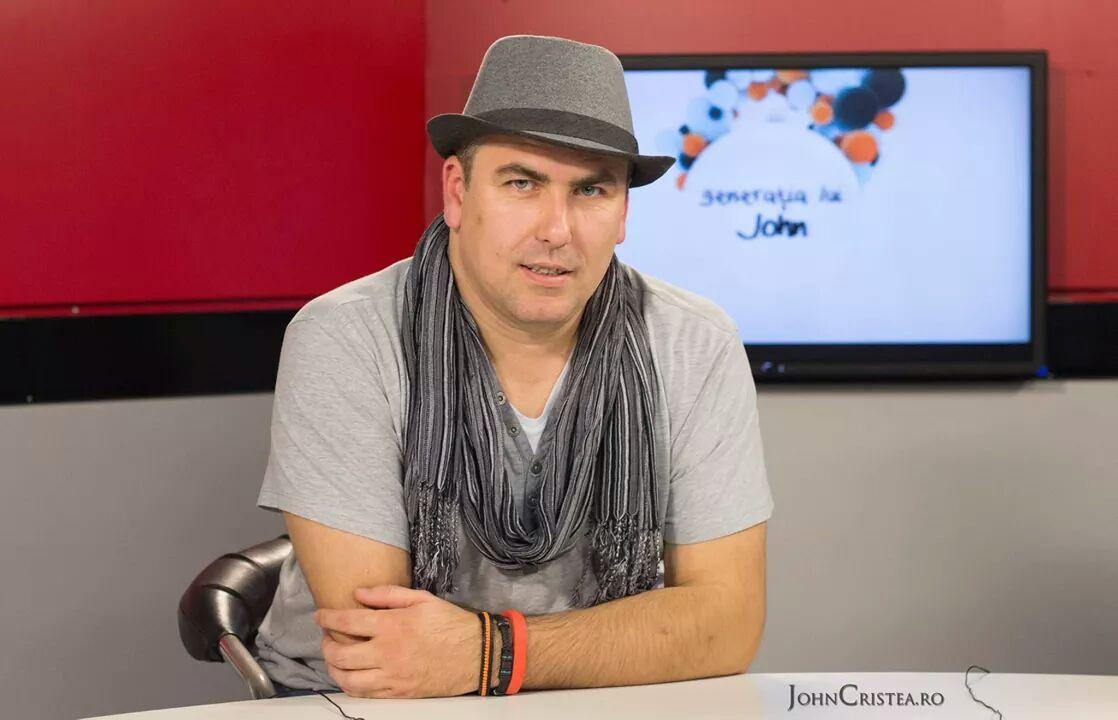 Dragos Schiopu, blogger