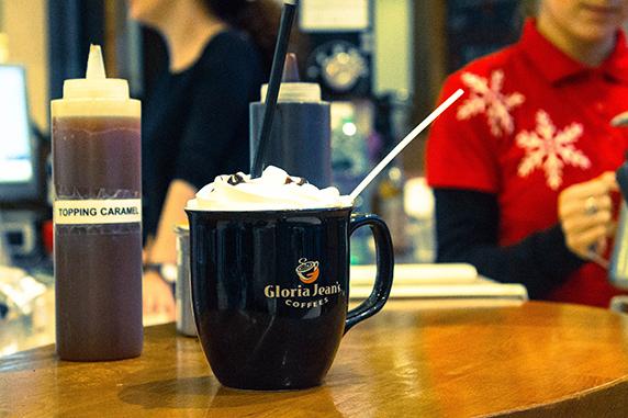 cafea mocha Gloria Jean's Coffees Ploieşti