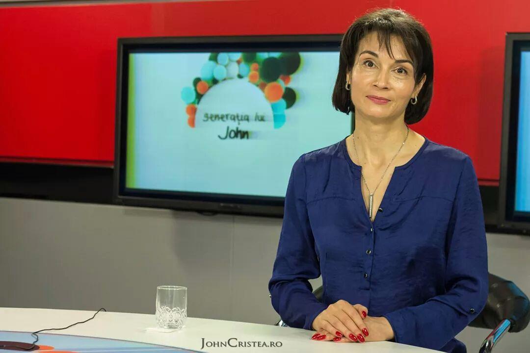 Zoia Zarnescu, consilier dezvoltare personala