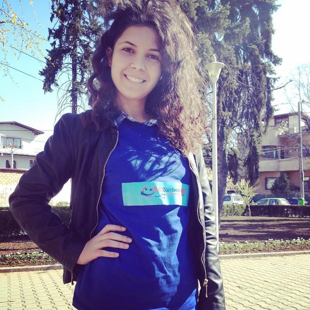 Ioana Ariciu, YouthBank Ploieşti