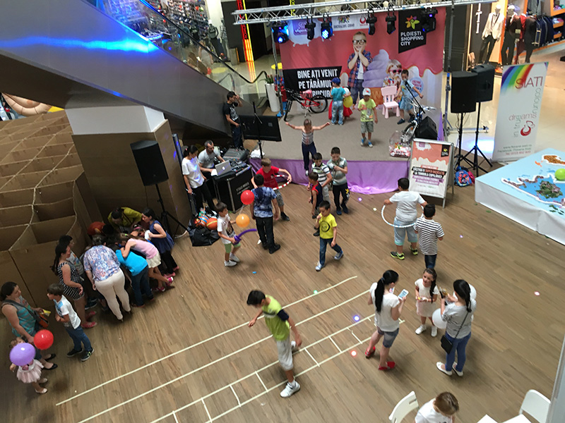 eveniment mall ploiesti shopping city