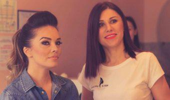Mihaela Mica, make-up artista soției lui Doroftei