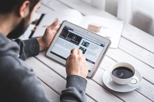 Greșelile tale, antreprenor din online
