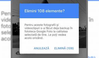 Google Foto – soluție gratis pentru a-ți păstra amintirile în cloud