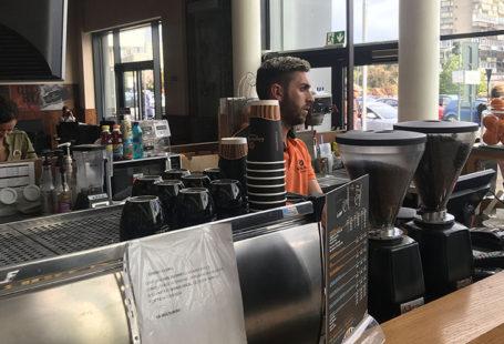 cafenea, Gloria Jean's Coffees, Afi Ploiești
